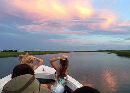 Little Tybee Boat Trip